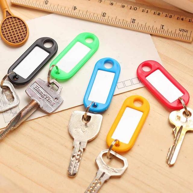 Кольца и бирки для ключей