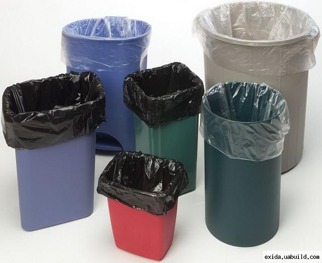 Мешки и емкости для мусора