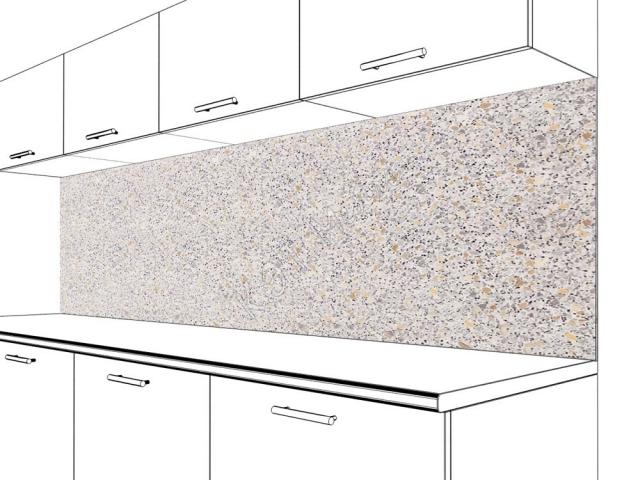 Кухонные щиты (стеновые панели) СКИФ