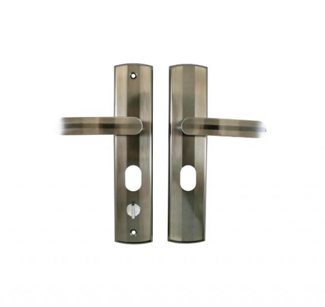 Ручки на планке для китайских металлических дверей