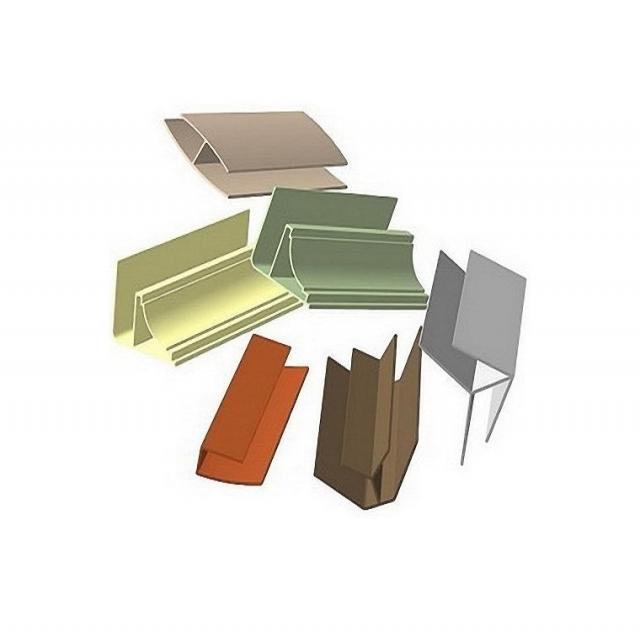 Декоративные отделочные элементы для панелей и вагонки ПВХ
