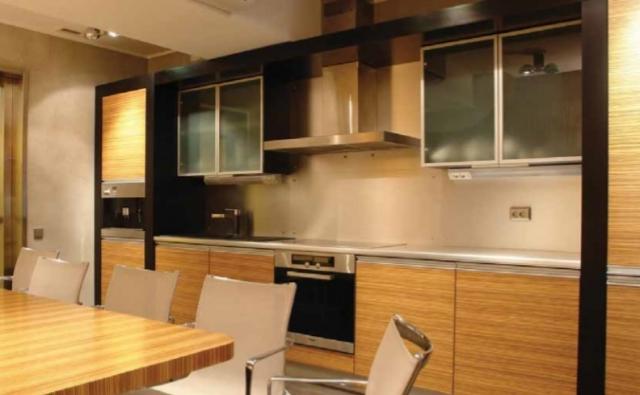 Алюминиевый профиль и комплектующие для обрамления фасадов мебели (РОСЛА – DR)