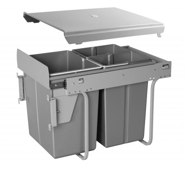Сегрегаторы для мусора
