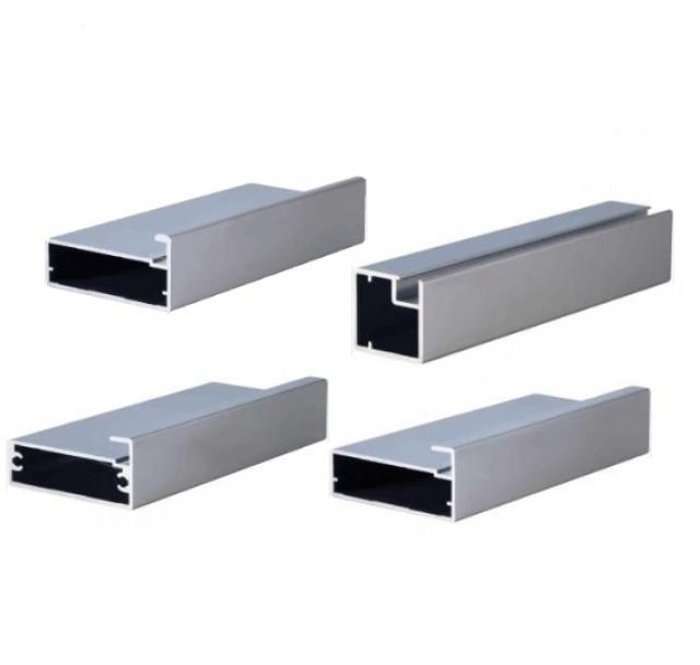Алюминиевый профиль для фасадов корпусной мебели и зеркал в рамке