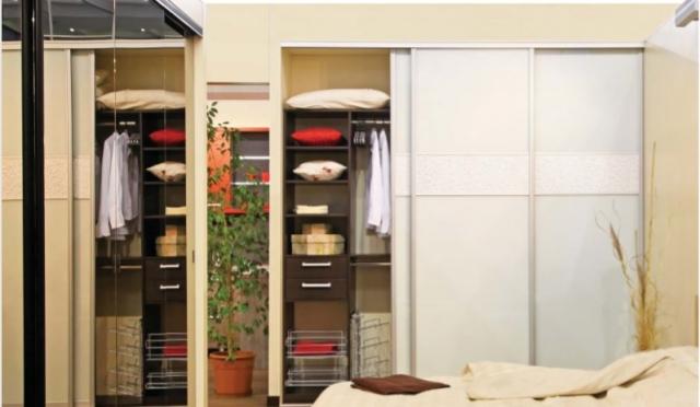 Алюминиевый профиль и комплектующие для изготовления шкафов-купе (GRAND РОСЛА — KF)