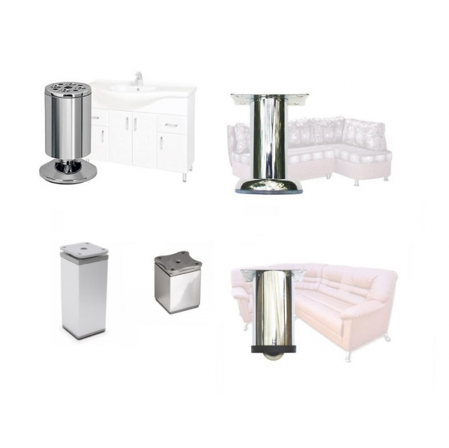 Ножки для кухни и мебели