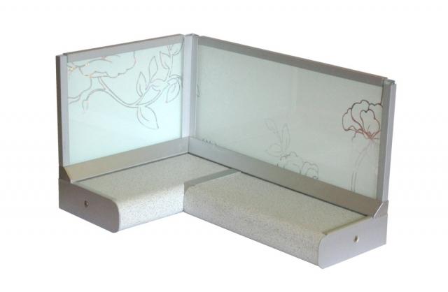 Комплектующие для кухонных столешниц и щитов (СКИФ)
