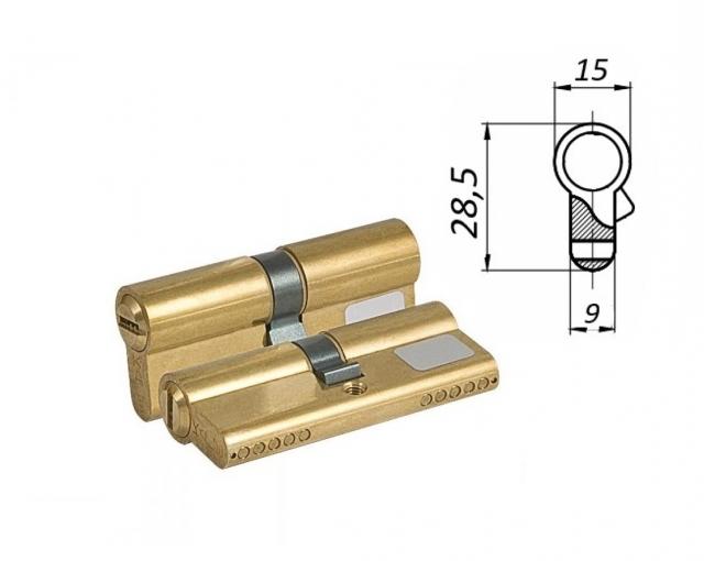 Механизмы секрета (профиль 28,5 мм)