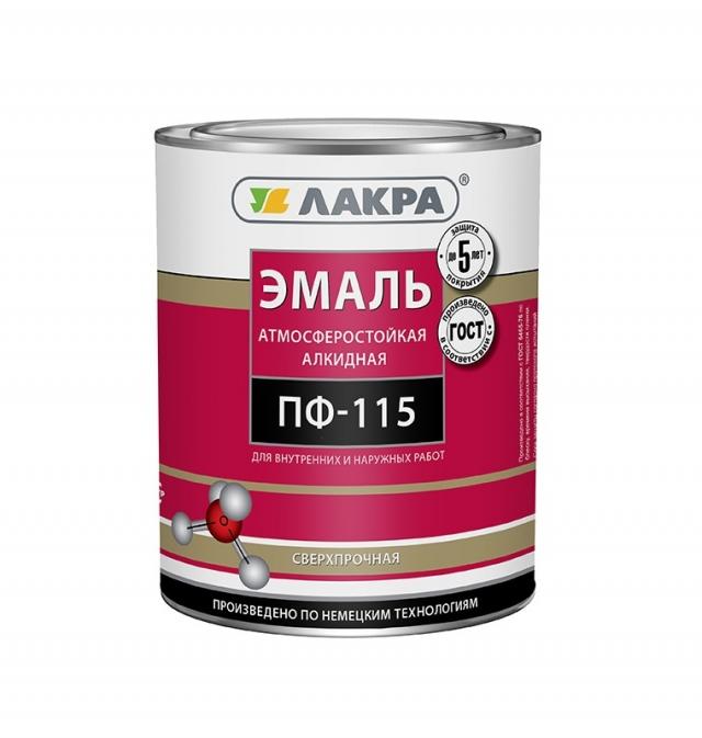 Алкидная эмаль (ПФ-115)