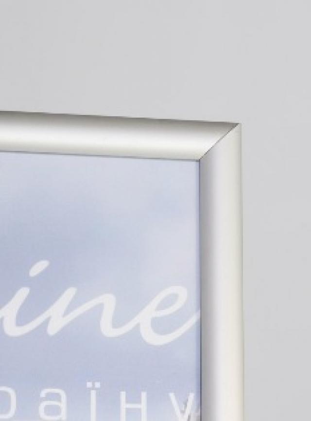 Алюминиевый профиль и комплектующие для изготовления информационных рамок (РОСЛА – D)