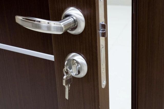 Замки, защелки и задвижки сантехнические для дверей