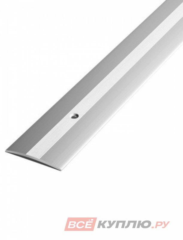 Профиль стыкоперекрывающий ПС-03 1350 мм серебро анод