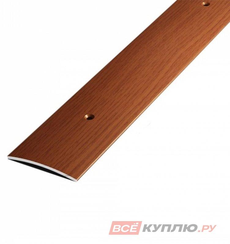 Профиль стыкоперекрывающий ПС-04-1 1350 мм вишня