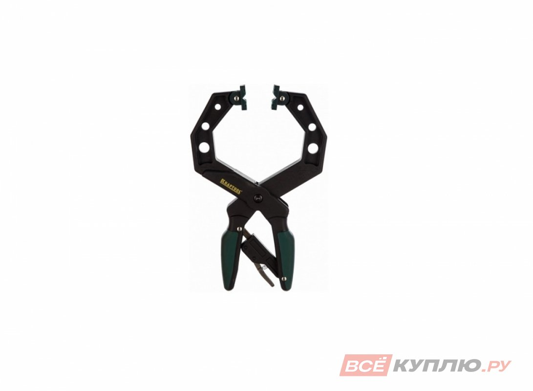 Струбцина (ручной зажим) KRAFTOOL EcoKraft (2-32224-10)