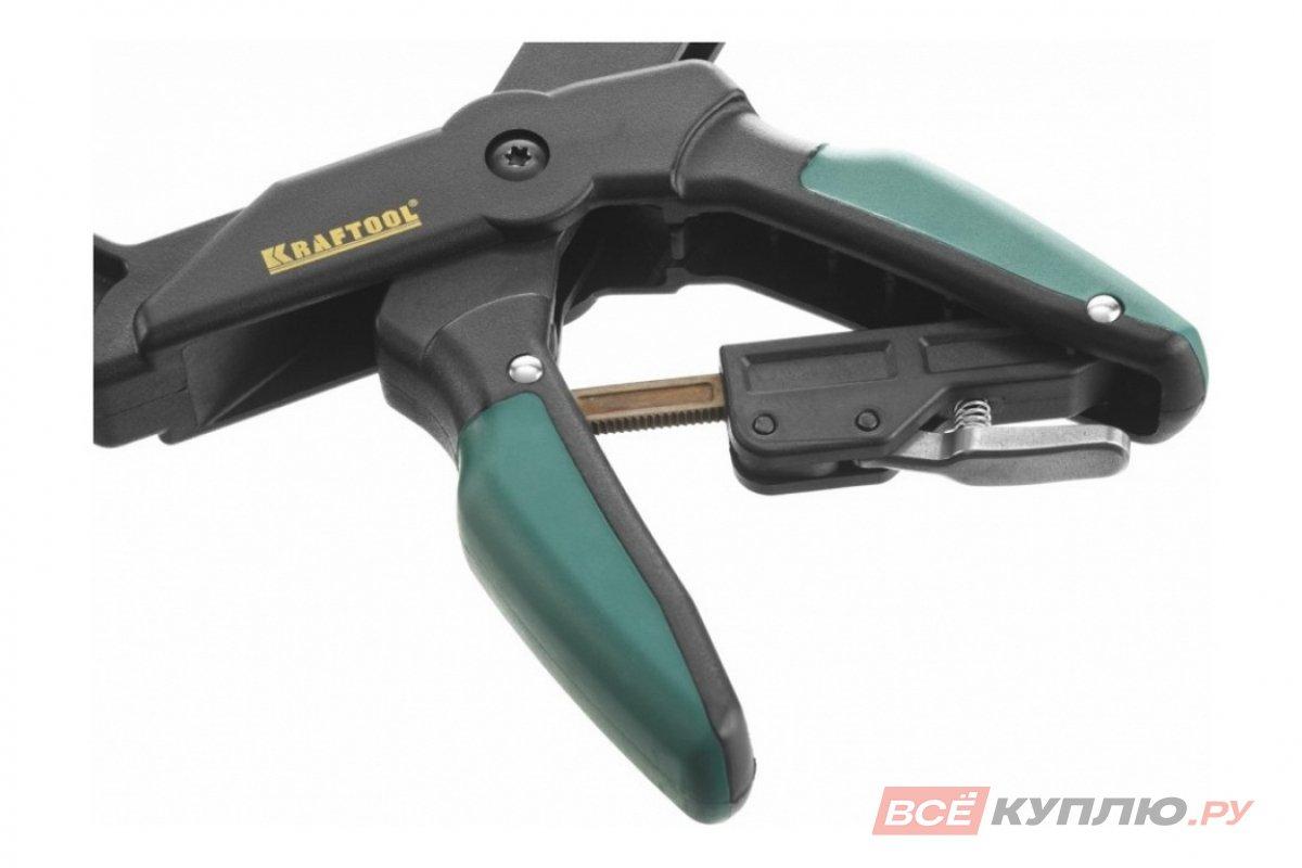 Струбцина (ручной зажим) KRAFTOOL EcoKraft (32224-05)