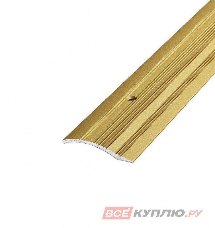 Профиль угловой ПР-02 1350 мм золото