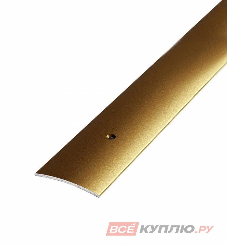 Профиль стыкоперекрывающий ПС-04 900 мм бронза