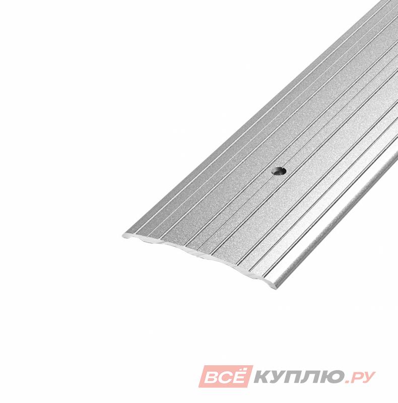 Профиль стыкоперекрывающий ПС-07 1350 мм серебро