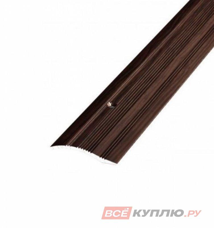 Профиль угловой ПР-02 900 мм венге