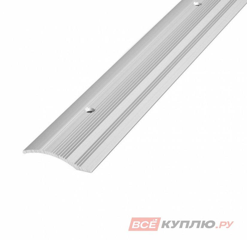 Профиль угловой ПР-02 1350 мм серебро