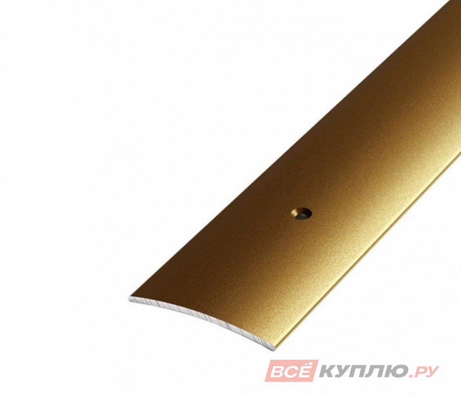 Профиль стыкоперекрывающий ПС-04-1 900 мм бронза