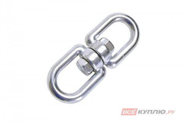 Вертлюг кольцо-кольцо М6
