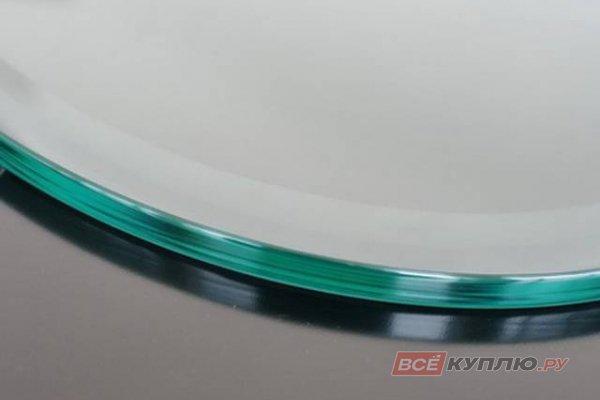 Обработка кромки (шлифовка) на криволинейных изделиях 8-10 мм (руб./п.м.)