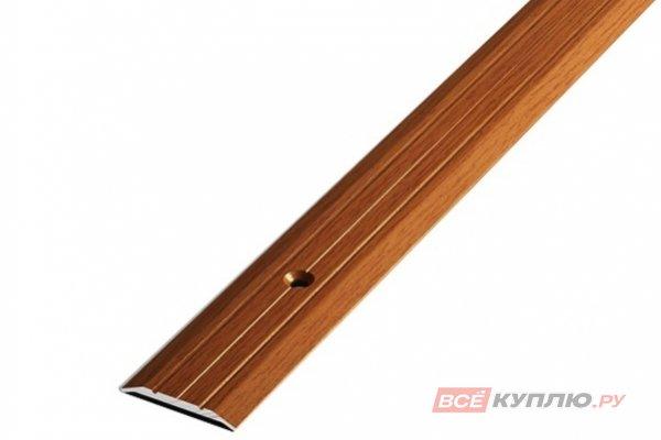 Профиль стыкоперекрывающий ПС-01 1350 мм вишня