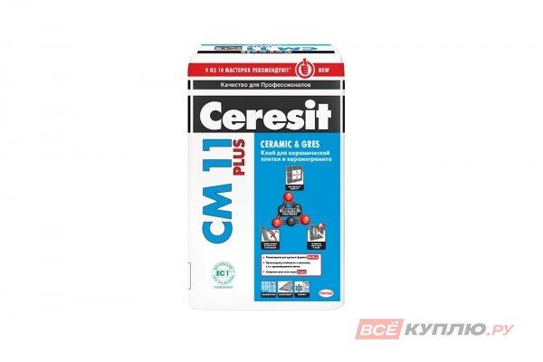 """Клей для плитки """"Ceresit CM 11"""" 25 кг"""