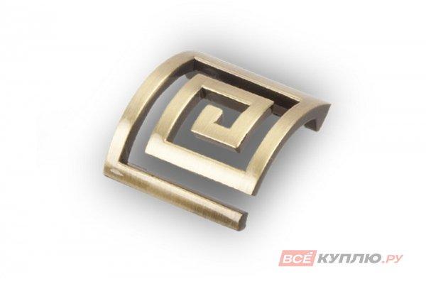 Ручка-кнопка мебельная бронза (RK-029 ВА)