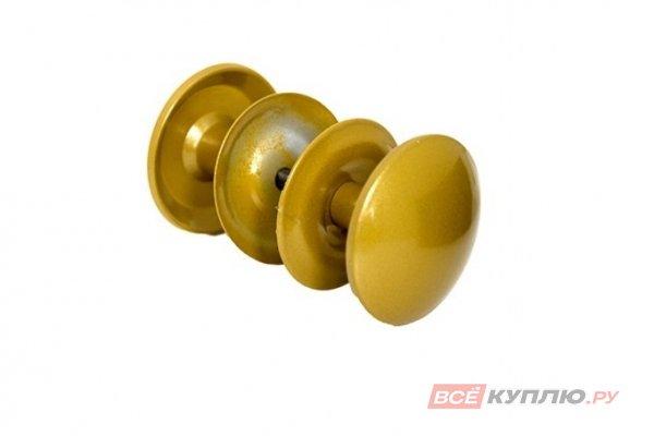 Ручка-кнопка РДК-110-3 золото (4141)