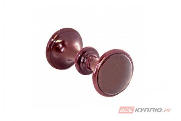 Ручка-кнопка Башкирия РДП-03-5 вишня (6771)