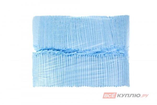 Пеленки впитывающие, целлюлозные, 60х40 см (упаковка 100 шт).