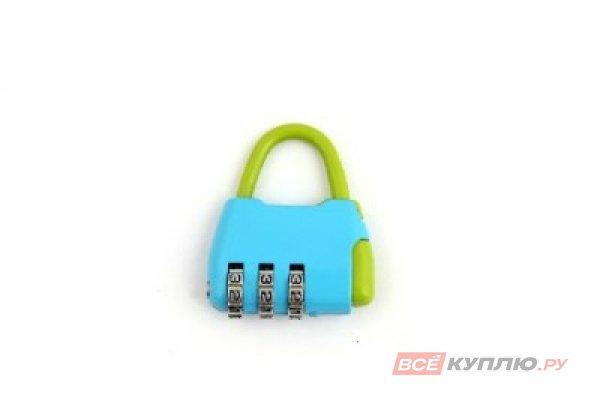 Замок навесной кодовый Апекс PDZ-28-36-CODE-Blister (11176)
