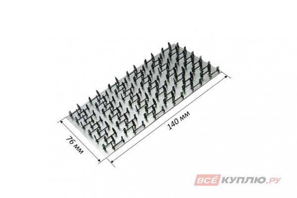 Пластина гвоздевая PSE 140*76*1 мм