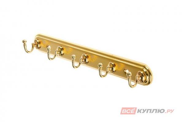 Вешалка Soller 709-5Е золото (7077)