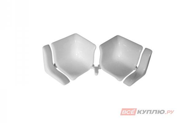 Комплектующие для бордюра в ванну (БВу25)
