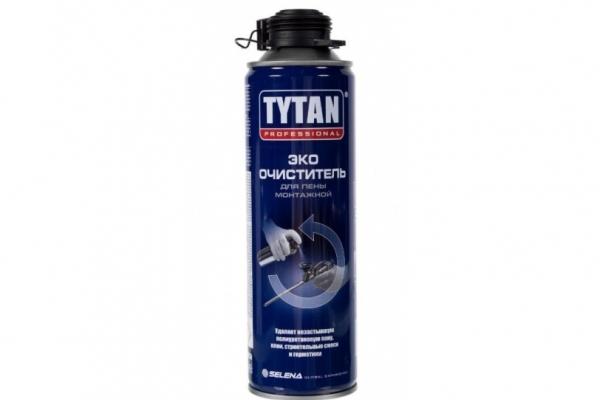 Очиститель пены TYTAN 500 мл