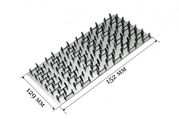 Пластина гвоздевая PSE 129*152 мм