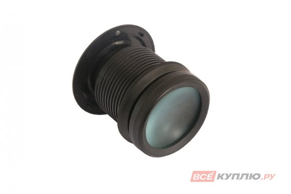 Глазок панорамный АЛЛЮР ПУ-2 20-50 мм d=56 мм черное (1603)