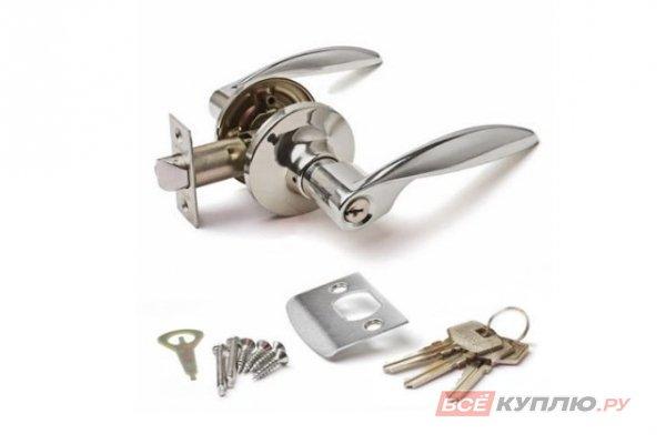 Защёлка Апекс 8020-01-CR  ключ/фиксатор хром