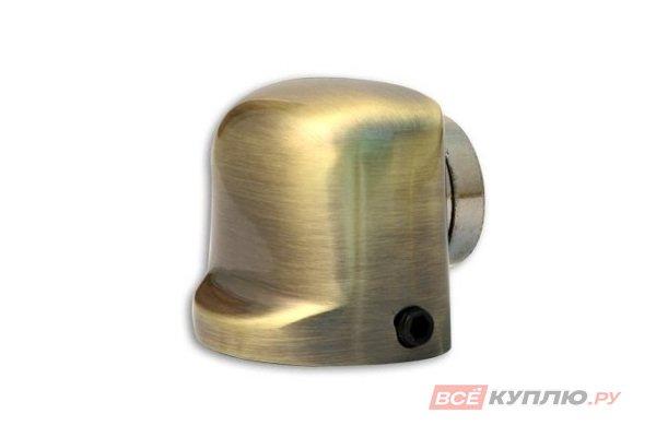Ограничитель дверной магнитный АПЕКС DS-2751-М-AB бронза (1958)