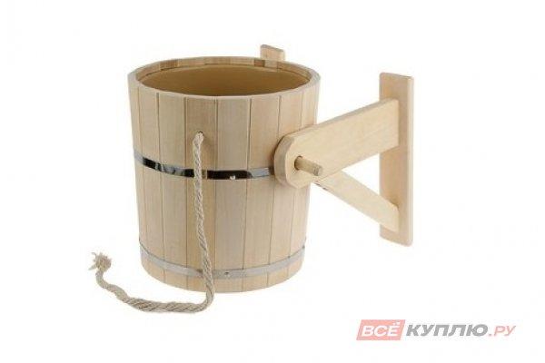 Обливное устройство с нержавеющей вставкой (липа)
