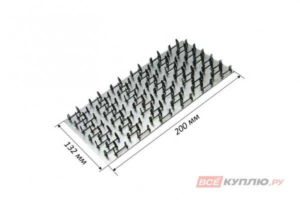 Пластина гвоздевая PSE 200*132*1 мм