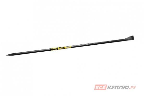 Лом монтажный STAYER 1500 мм, 22 мм, шестигранный (21625-150)