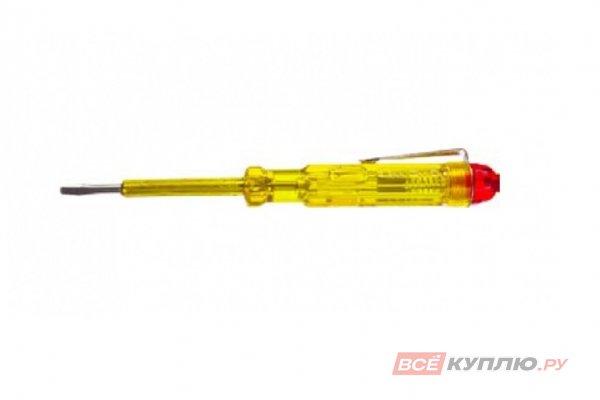 Пробник электрический DEXX с этикеткой 100-500В, 120 мм (25750)