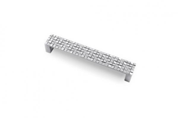 Ручка-скоба мебельная хром (RS-019-96)
