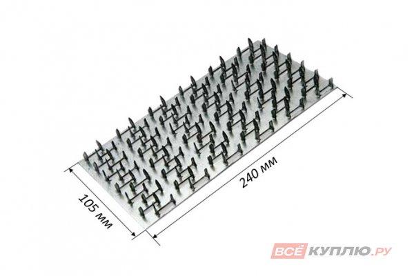 Пластина гвоздевая PSE 240*105*1 мм