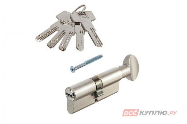 Механизм цилиндровый KALE 164 BM/68 26х10х32 никель (236)