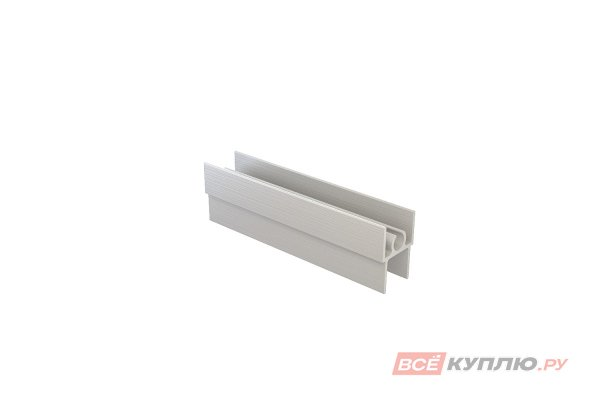 Верхняя рамка серебро 6 м STERN